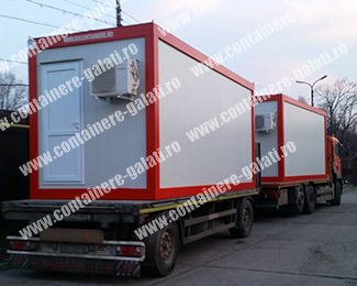 containere santier Covasna
